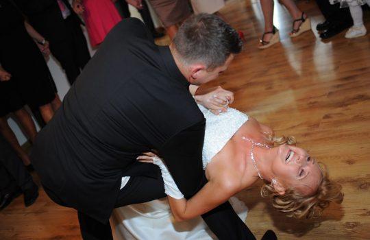 piękny pierwszy taniec