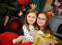 świąteczne dziewczyny