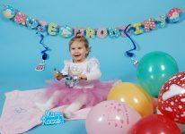super urodziny dziewczynki